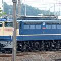 Photos: EF65 2092原色機