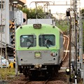Photos: 上毛電鉄700形西桐生行き赤城1番入線