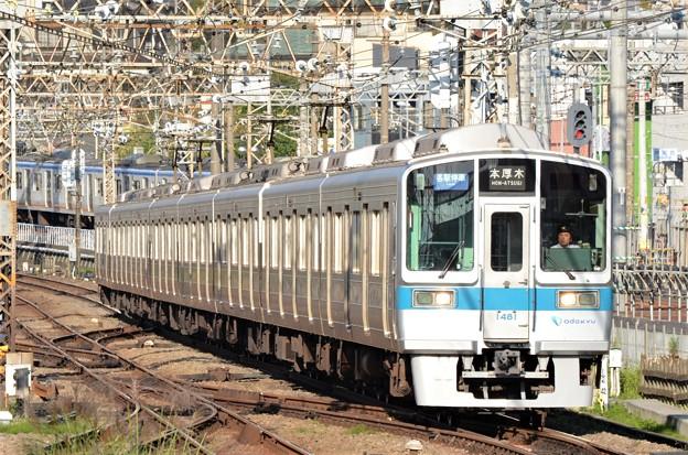 小田急1000形各駅停車本厚木行き