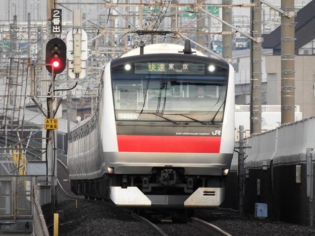 京葉線E233系