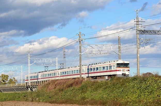 東武350系臨時特急きりふり284号