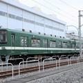Photos: 東武8000系8568F(昭和30年代試験塗装)
