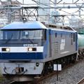 Photos: 桃太郎11号機代走牽引4091レ