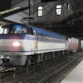 Photos: EF66 111号機代走牽引4073レ小山11番待避