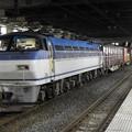 Photos: EF66-120号機代走牽引4073レ小山11番待避