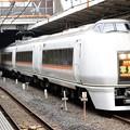 651系特急草津3号大宮8番発車