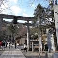 写真: 古峯神社・初詣