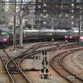 Photos: 南福岡車両区に並ぶ787系と783系