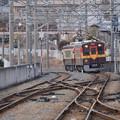Photos: わたらせ渓谷鐡道724D桐生接近