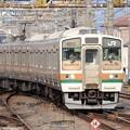 Photos: 211系A10編成高崎行き新前橋2番入線