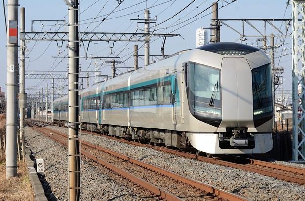 東武500系特急リバティけごん32号・リバティ会津132号