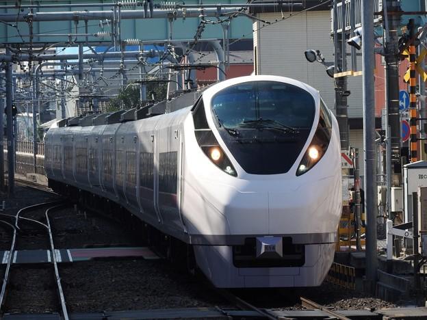 E657系K14編成特急ひたち7号北千住1番通過