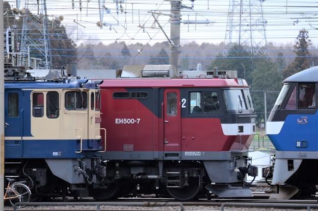 Photos: 宇都宮貨物ターミナル駅