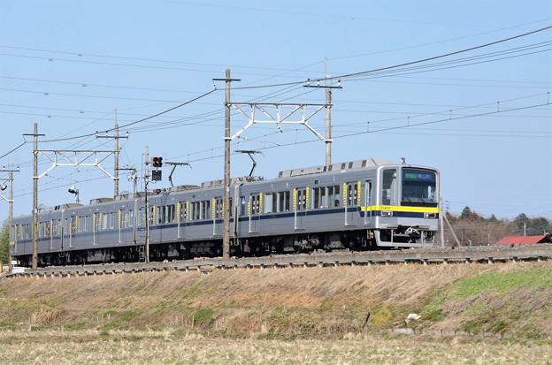 東武宇都宮線21422F栃木行き