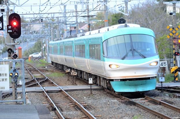 283系特急くろしお21号和泉砂川通過