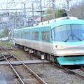 Photos: 283系特急くろしお21号和泉砂川通過