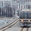 Photos: おおさか東線207系直通快速奈良行き