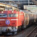 Photos: EF81 98号機牽引カシオペア紀行号雀宮2番入線