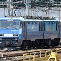Photos: EH200-15号機代走単機3093レ大宮通過