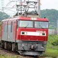 EH500-14号機牽引3050レ