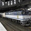 Photos: EF65 2086号機牽引4073レ小山11番停車