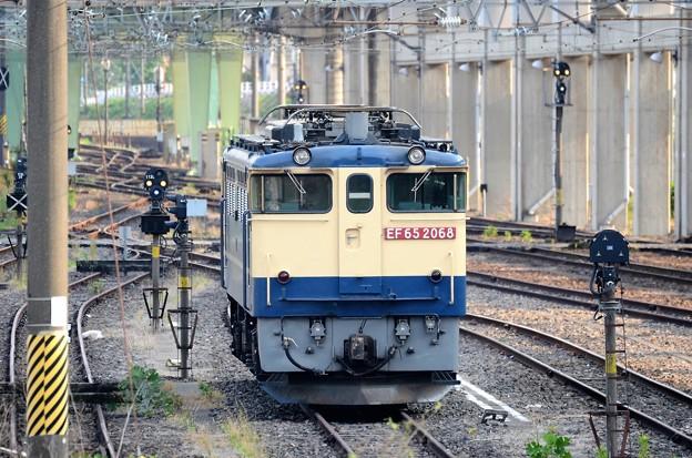 EF65 2068号機