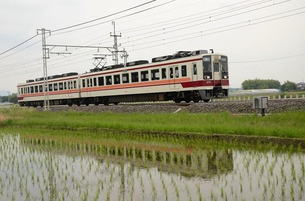 東武6050系新栃木行き
