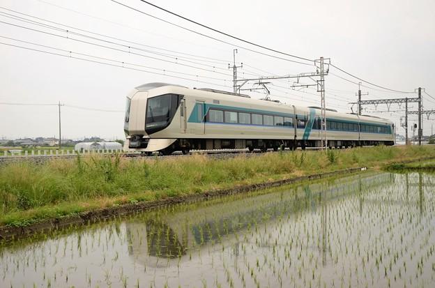 東武500系特急リバティけごん23号東武日光行き