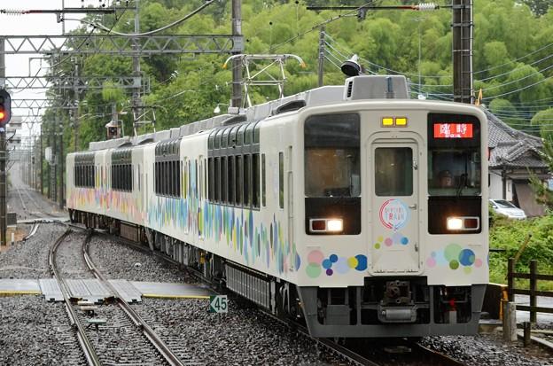 東武宇都宮線フリー乗車Day臨時特急スカイツリートレイン栃木行き