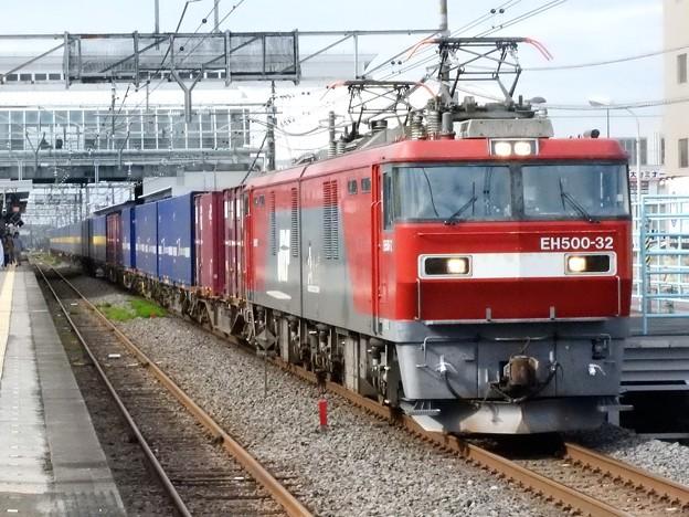 金太郎32号機牽引カンガルーライナー4059レ