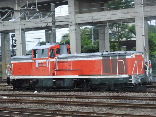 DE10 1685号機 宇都宮貨物(タ)入換え