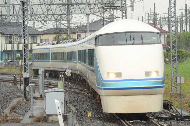 東武100系スペーシア特急きぬ130号