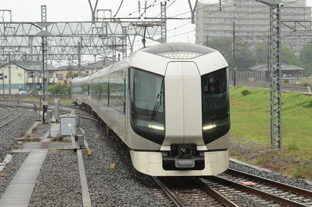 東武500系リバティけごん32号・会津132号