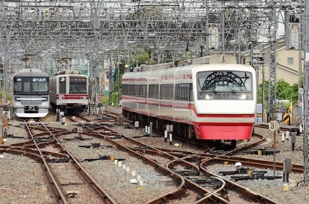 Photos: 東武200系特急りょうもう32号