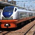 Photos: E751系特急つがる2号秋田到着