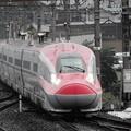 Photos: E6系Z4編成特急こまち23号角館2番入線