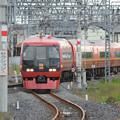 253系特急日光8号栗橋JR・東武連絡線入線