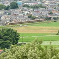 Photos: 鹿沼富士山公園から特急スペーシアお見送り