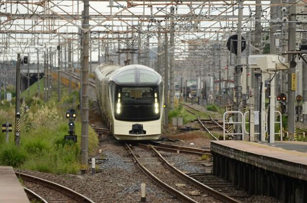 TRAIN SUITE 四季島 小金井接近