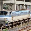 EF66 131号機宇都宮貨物(タ)構内入換え