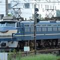 Photos: EF66 27号機 宇都宮貨物(タ)にて