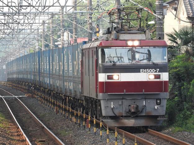 金太郎7号機牽引トヨタロングパスエクスプレス4051レ