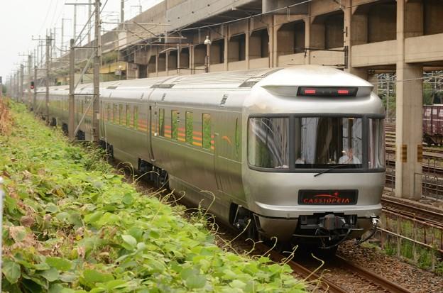 E26系カシオペア紀行号