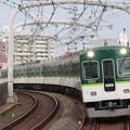 Photos: 京阪1000系回送寝屋川市通過