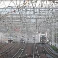 JR神戸線・東西線3複線