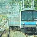 Photos: JR奈良線205系普通奈良行き交換