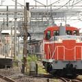 Photos: DE11 1041単機雀宮2番発車
