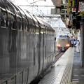 Photos: サンライズ瀬戸号分割完了岡山8番発車
