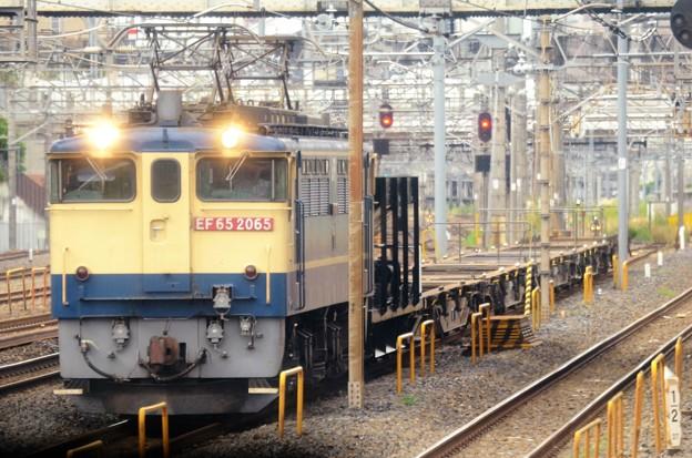 EF65 2065牽引配8790レ