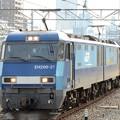 Photos: EH200-21号機牽2071レ大宮10番通過
